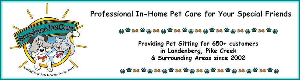 landenberg pet info and pet sitting resources